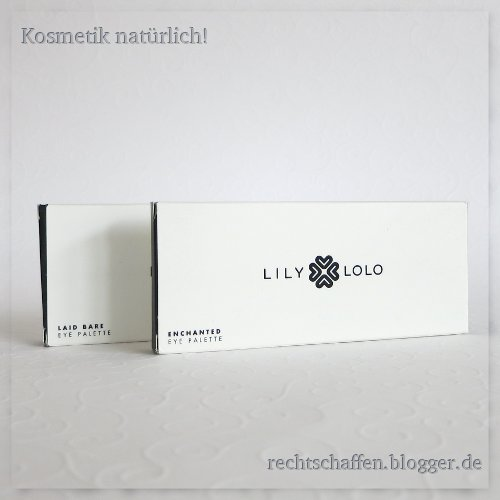 Lily Lolo Eye Palette Enchanted & Laid Bare