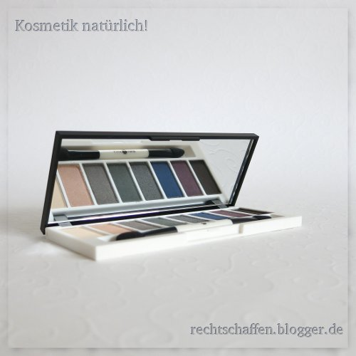 Enchanted Palette halb aufgeklappt | Lily Lolo Eye Palette Enchanted & Laid Bare