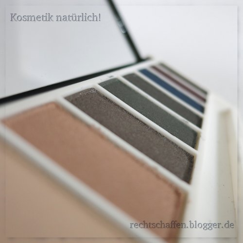 Enchanted schräg | Lily Lolo Eye Palette Enchanted & Laid Bare