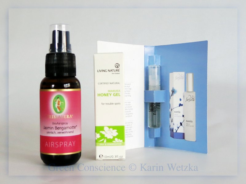 Give-away #5: Primavera und Living Nature