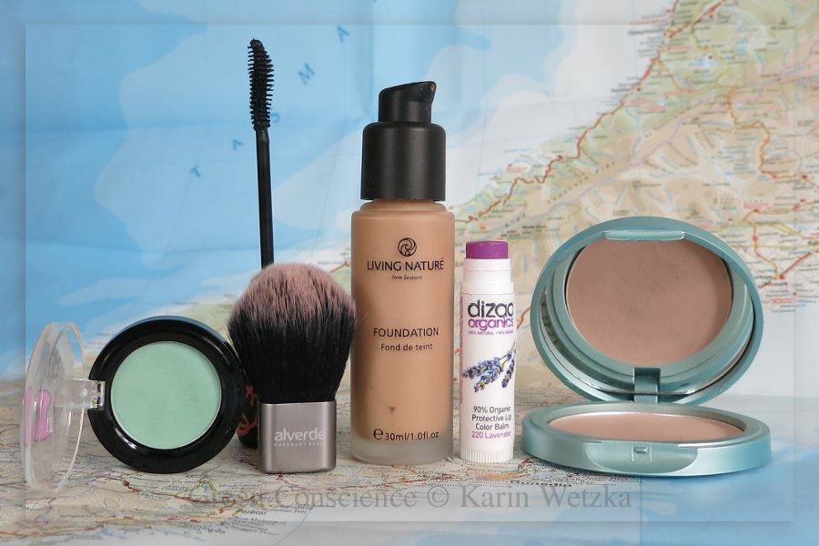 Make-Up am Arbeitsplatz [Routine]