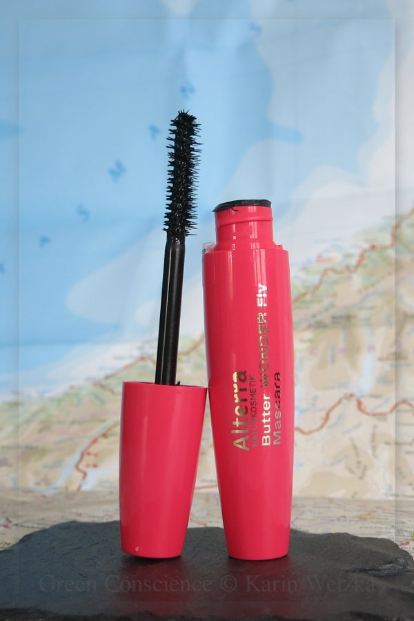 Alterra Butter Wonder Fly Mascara