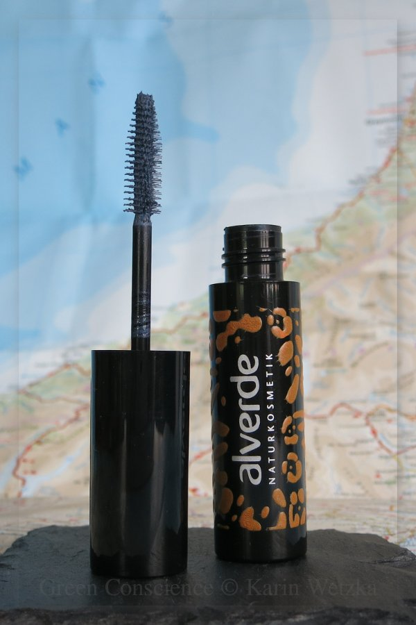 Alverde Mascara graublau (Limited Edition)