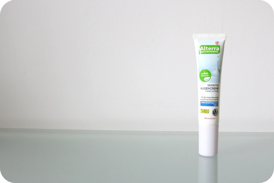 Alterra Sensitive Augencreme